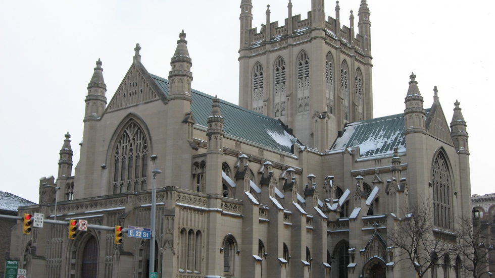 Trinity Cathedral.