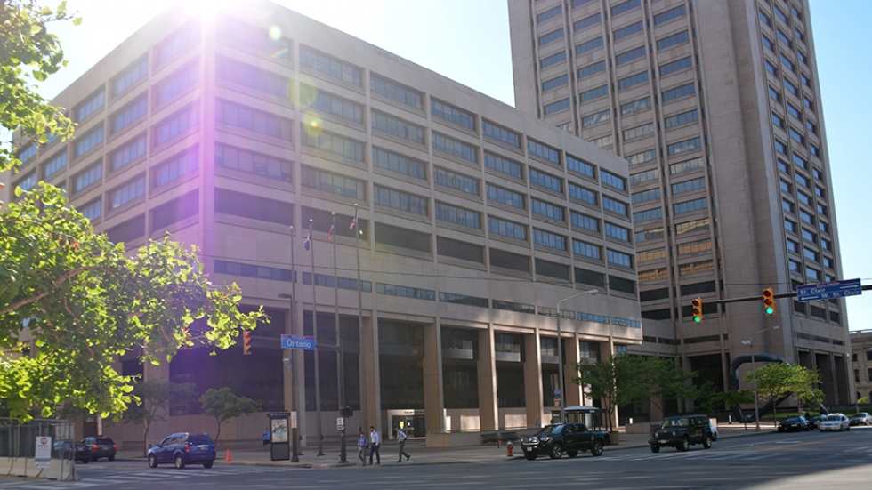 Cleveland plans to sell its police headquarters to Cuyahoga County.