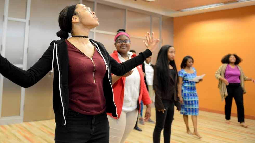 Cleveland Teens Land Summer Job Writing Poetry Arts Culture Ideastream