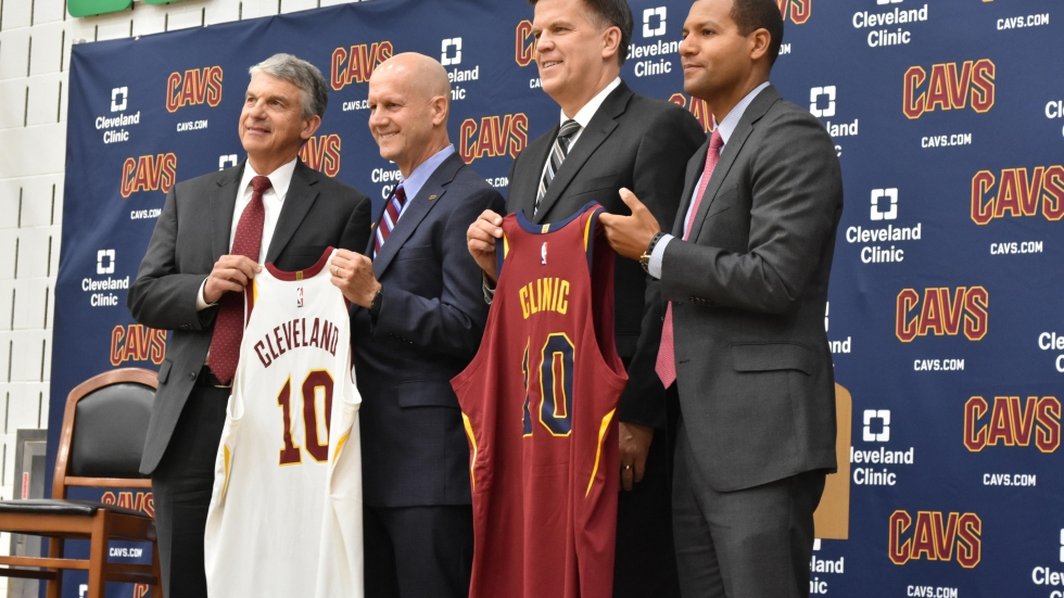 Cleveland Cavaliers Team With Cleveland Clinic | News