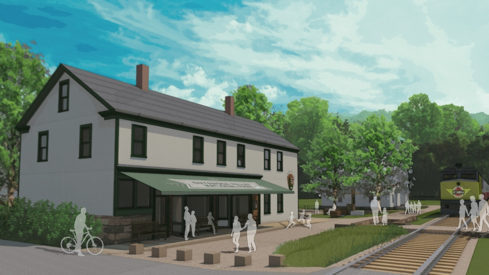 Cuyahoga Valley National Park Plans New Visitor Center ... on island homes plans, square homes plans, grand homes plans, forest homes plans, mitchell homes plans, manufactured homes plans, wood homes plans,