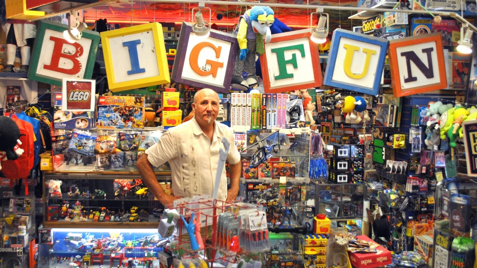 Cleveland Heights Vintage Toy Store Big Fun To Close