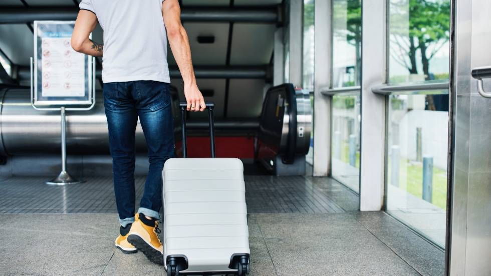 Toothpaste, deodorant and a loaded handgun? Guns & America's analysis of TSA data found agents are finding more and more guns in carry-on bags. Credit: Pexel
