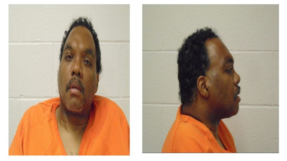 Lance Mason booking photo after his arrest in Shaker Heights.