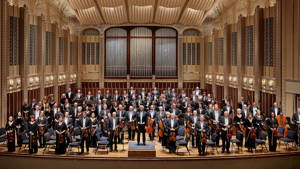 The 2018 class of the Cleveland Orchestra