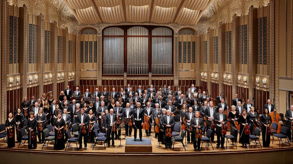 The 2018 class of the Cleveland Orchestra [Roger Mastroianni]