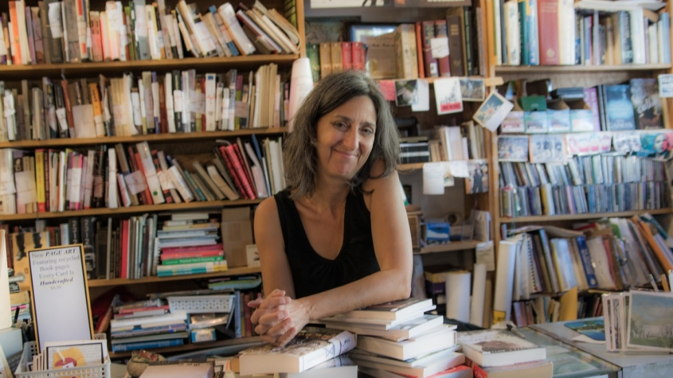 Suzanne DeGaetanohas promoted local writers, organized author signings and hosted book clubs at Mac's Backs since 1982.