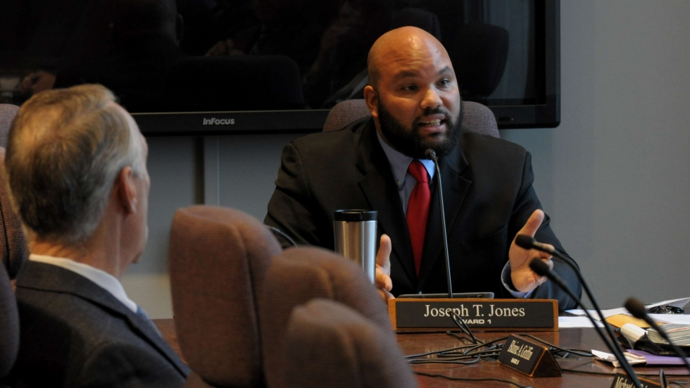 photo of cleveland city councilman Joe Jones