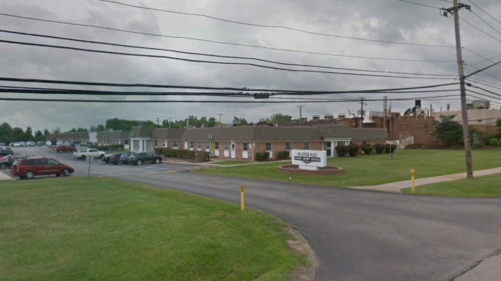 Geauga County offices at 470 Center Place [Google Earth]