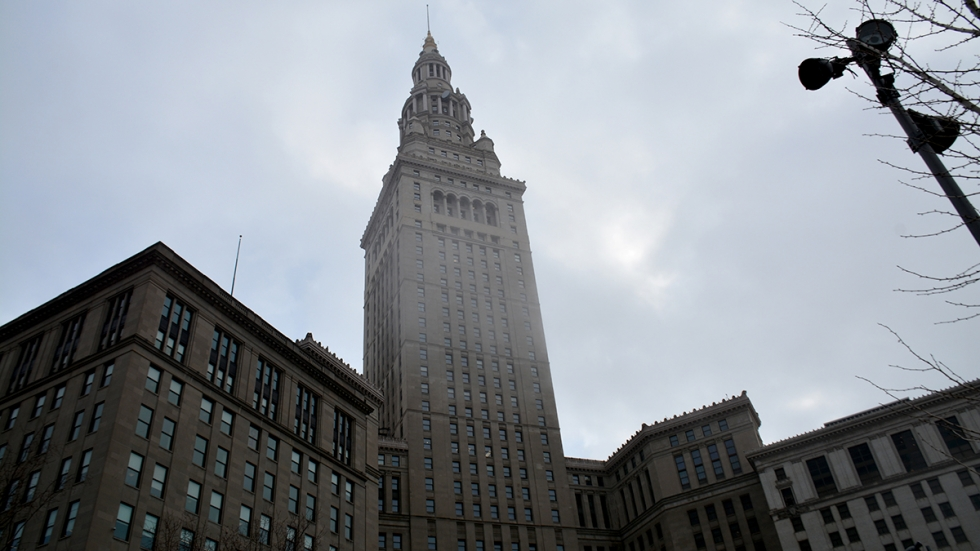 Cleveland's Terminal Tower