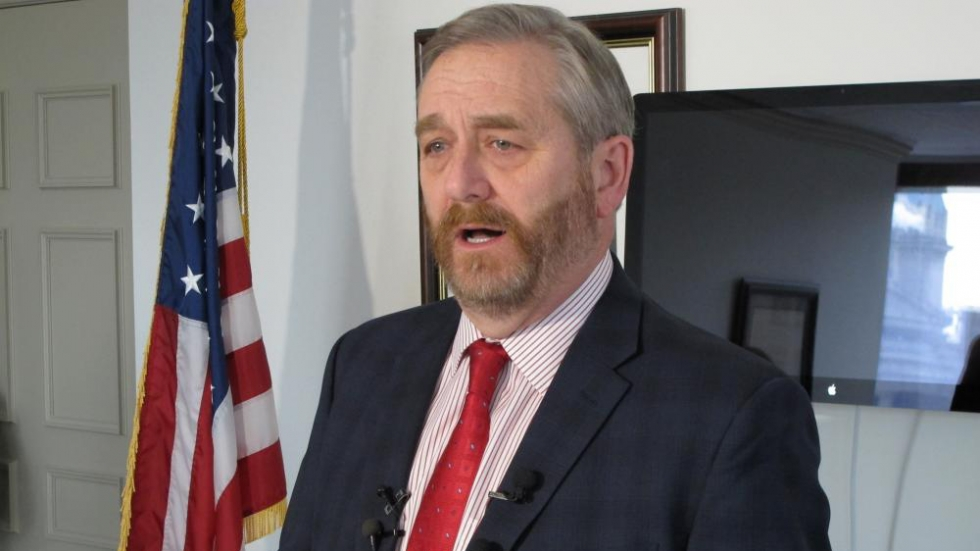Dave Yost in 2016