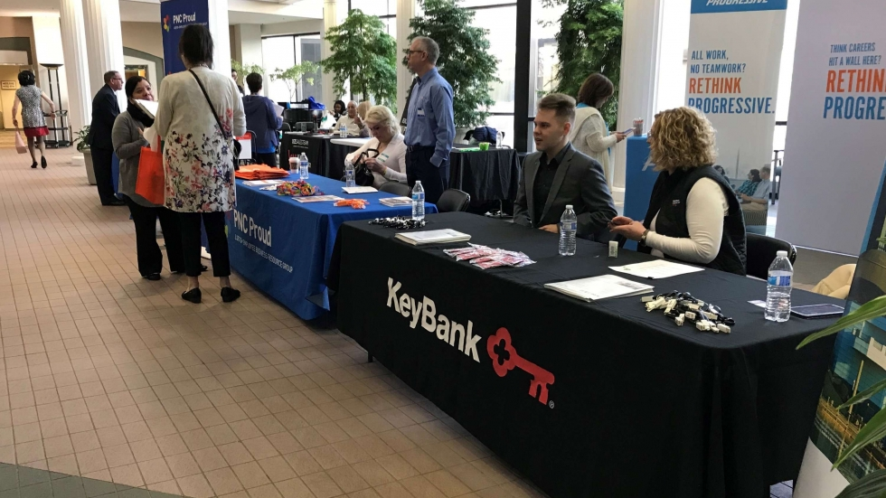 MetroHealth hosted a job fair for transgender people.