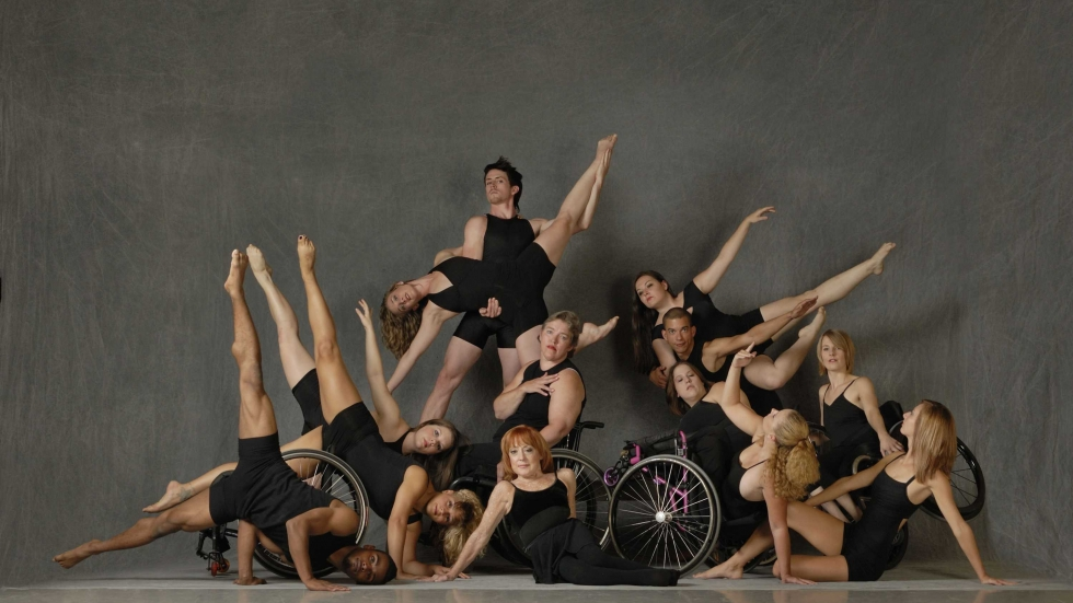 The Dancing Wheels sit-down dance company