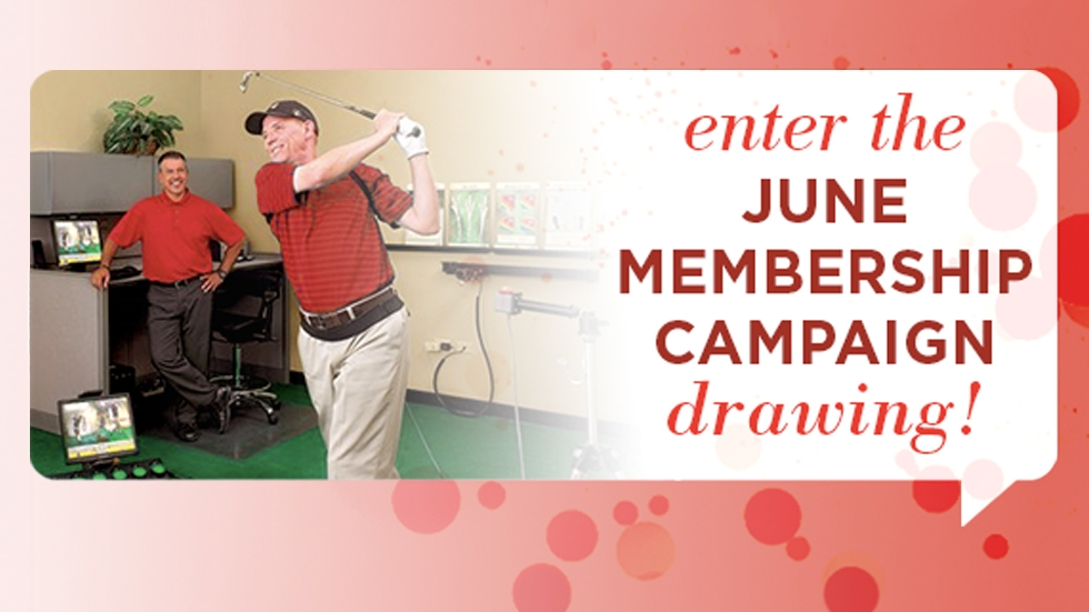 Win a Golf Package!
