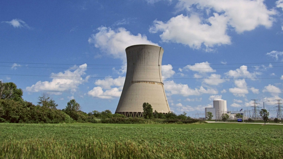 Davis-Besse Nuclear Power Station in Oak Habor, Ohio