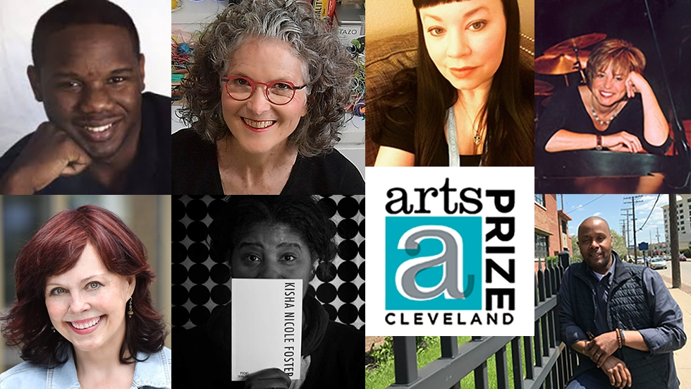 Cleveland Arts Prize Winners for 2019