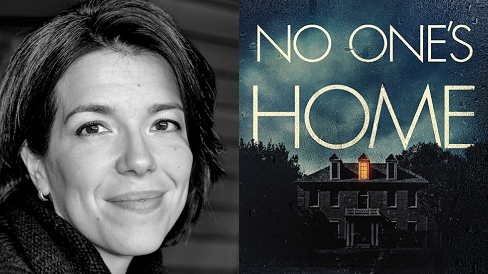 "Author D.M. Pulley's latest novel ""No One's Home"" is set in Shaker Heights."