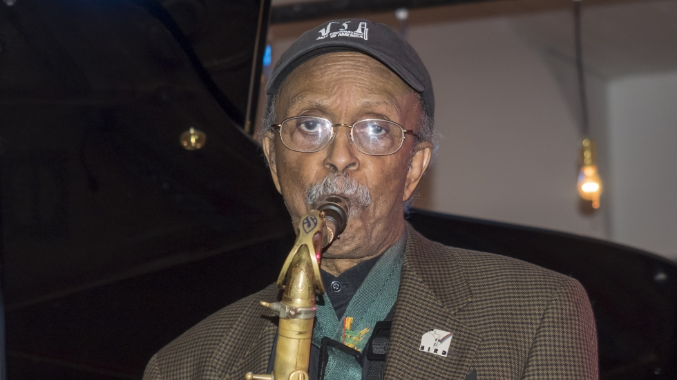 picture of saxophonist Jimmy Heath [Sam Aronov/Shutterstock.com]