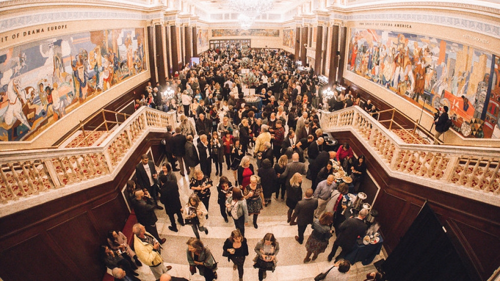 Cleveland International Film Festival Opening Night 2019 at Playhouse Square