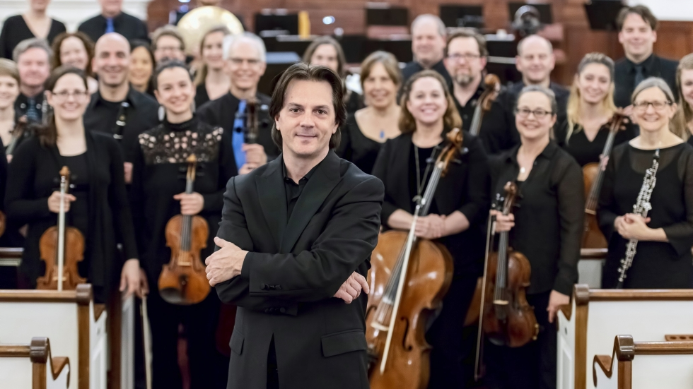 BlueWater Chamber Orchestra with Daniel Meyer