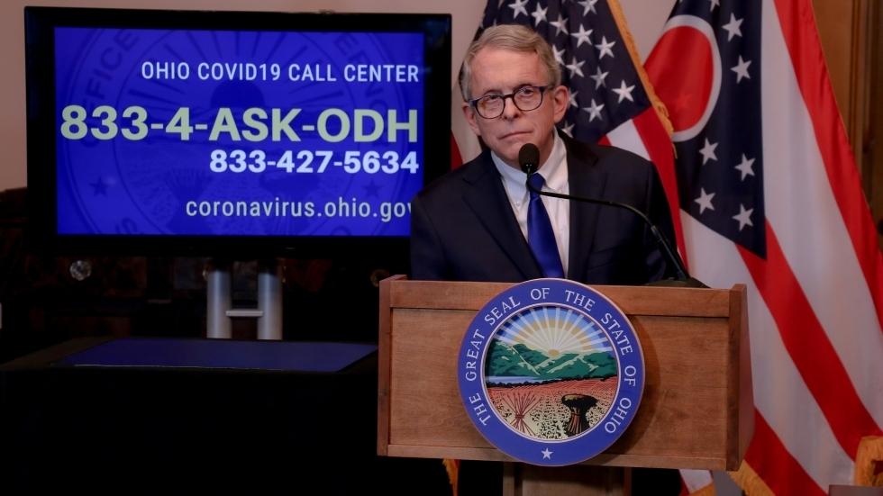 Ohio Gov. Mike DeWine has issued a nightly curfew order for Ohioans through Dec. 10, but some medical experts say there is not much scientific evidence that suggests measures like these will be effective. [Office of Gov. Mike DeWine]