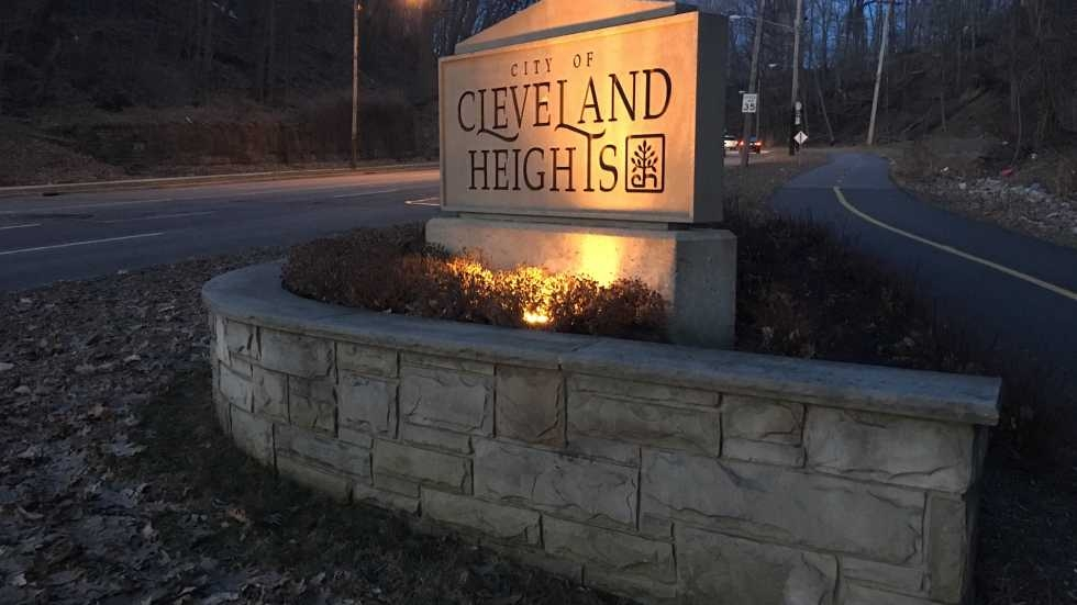 The city of Cleveland Heights