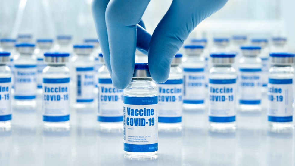 Doses of the COVID-19 vaccine are being administered this week / shutterstock
