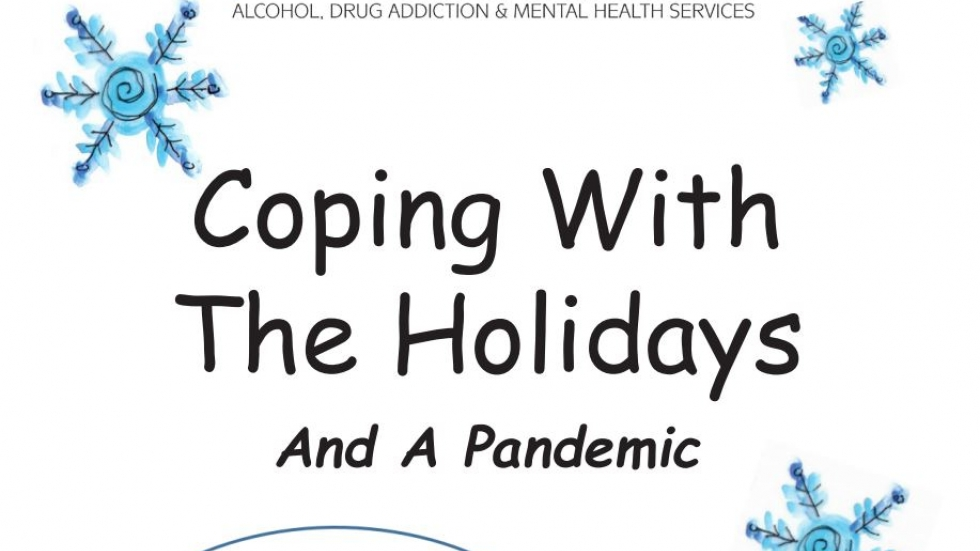 The Cuyahoga County Alcohol, Drug Addiction, and Mental Health Services Board, or ADAMHS Board, created a booklet to help people cope with the pandemic and the holidays in a healthy way. [ADAMHS Board]