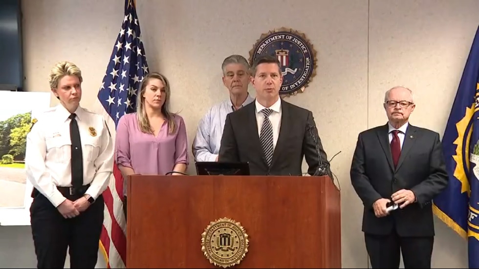 the family of Kate Brown and the FBI hold a press conference