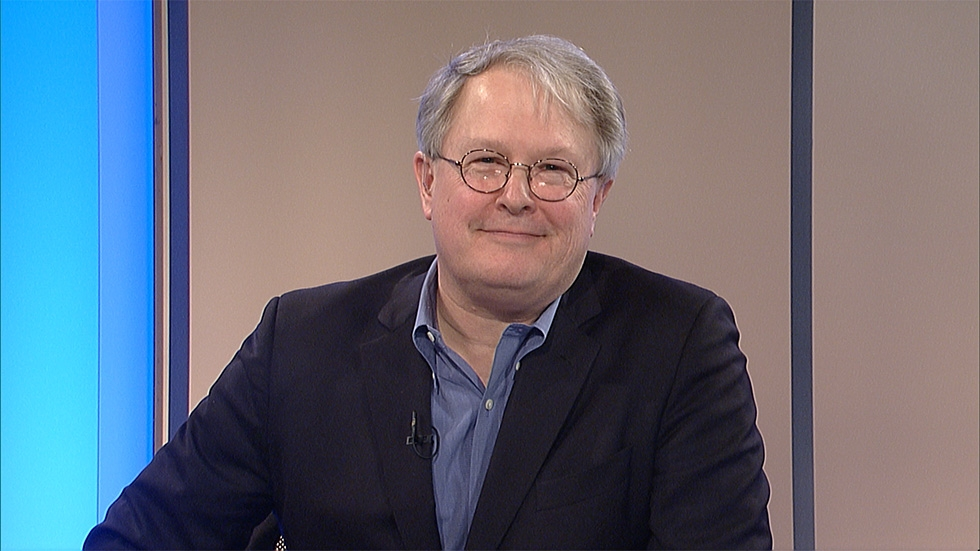 Plain Dealer Editor-In-Chief George Rodrigue
