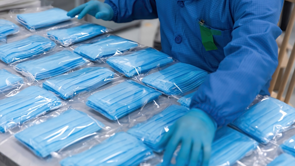 Due to shortages in medical supplies, companies are being asked to manufacture medical personal protective equipment.