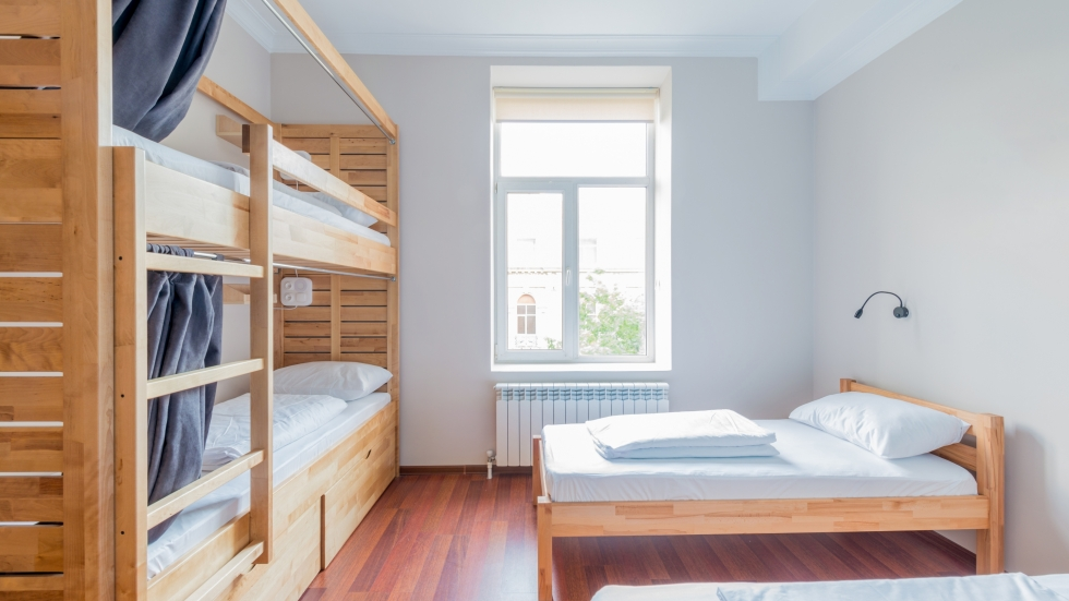 University Hospitals is offering alternative housing for its employees, including dorm rooms at Case Western Reserve University.