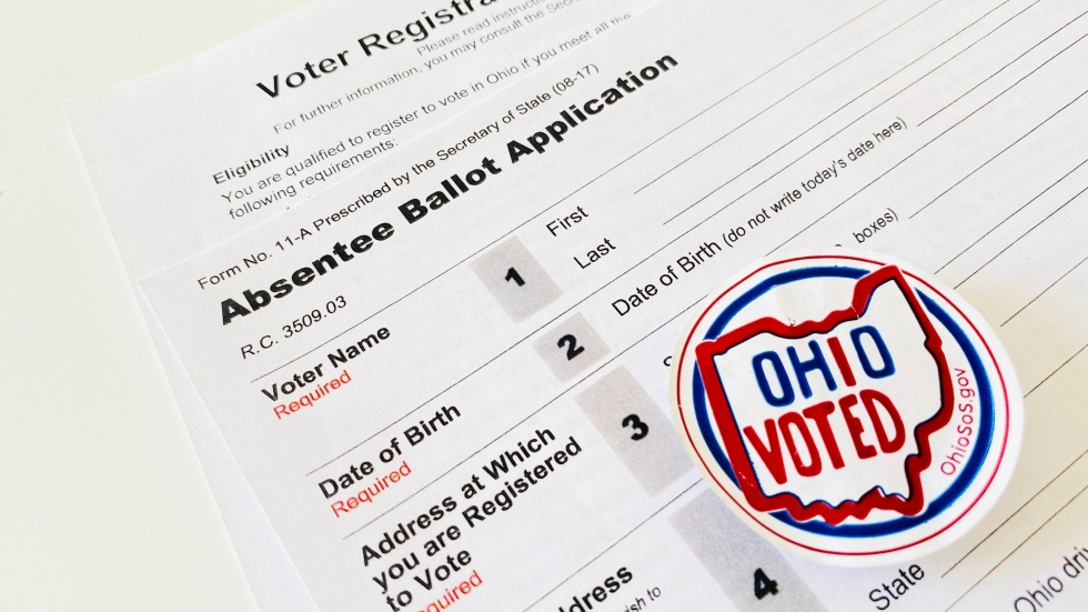 We discuss the results of Ohio's delayed primary election. [rchat / shutterstock]