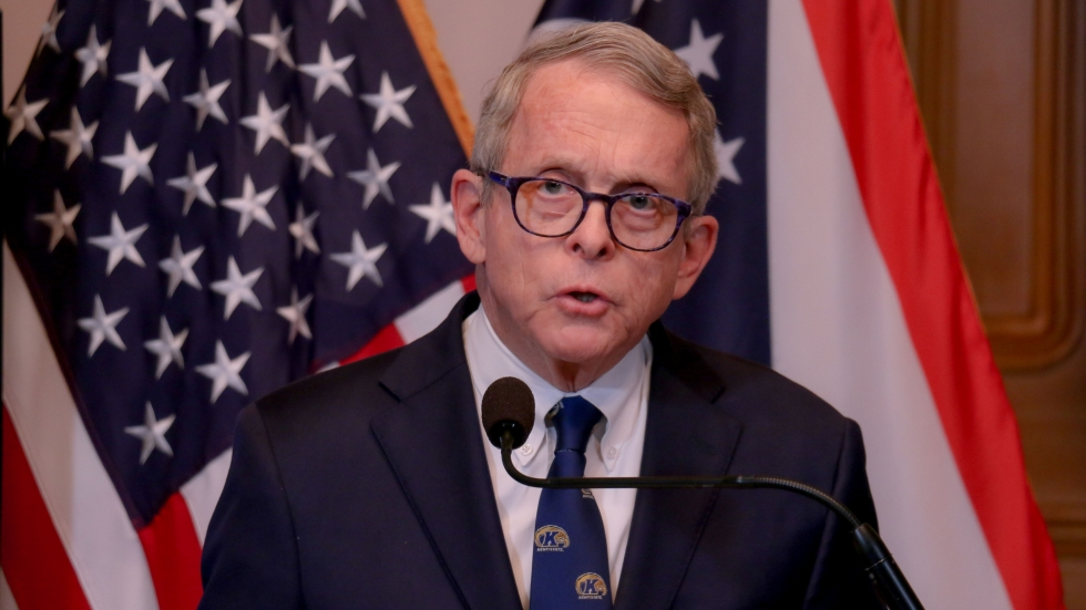 photo of mike dewine