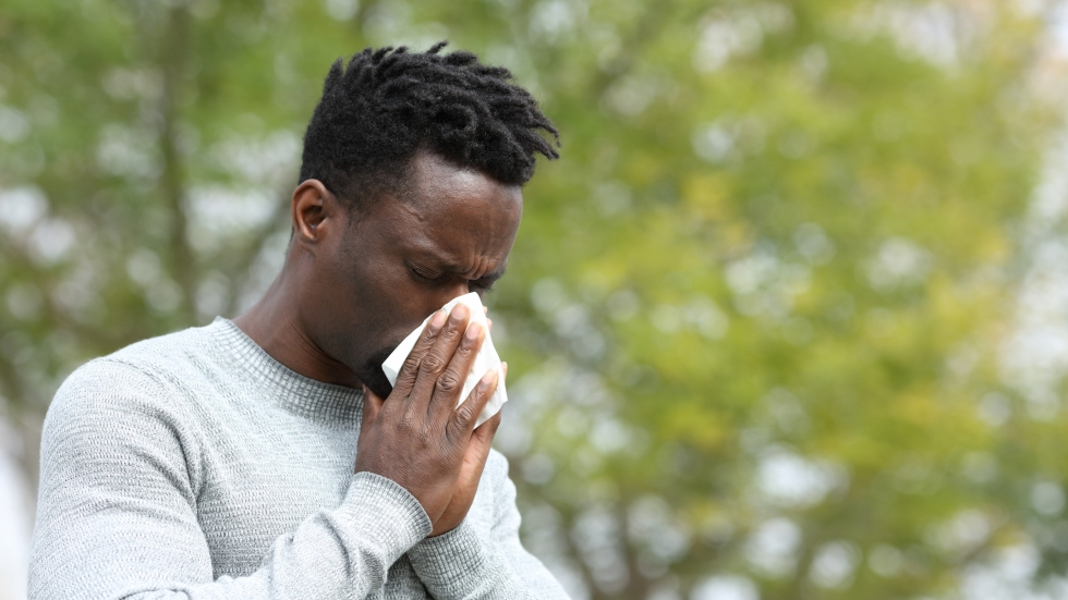 Friedlander said many allergy suffers are worried because the symptoms are similar to the coronavirus. One of the main differences is that allergy sufferers don't have fevers. [Pheelings media / Shutterstock]