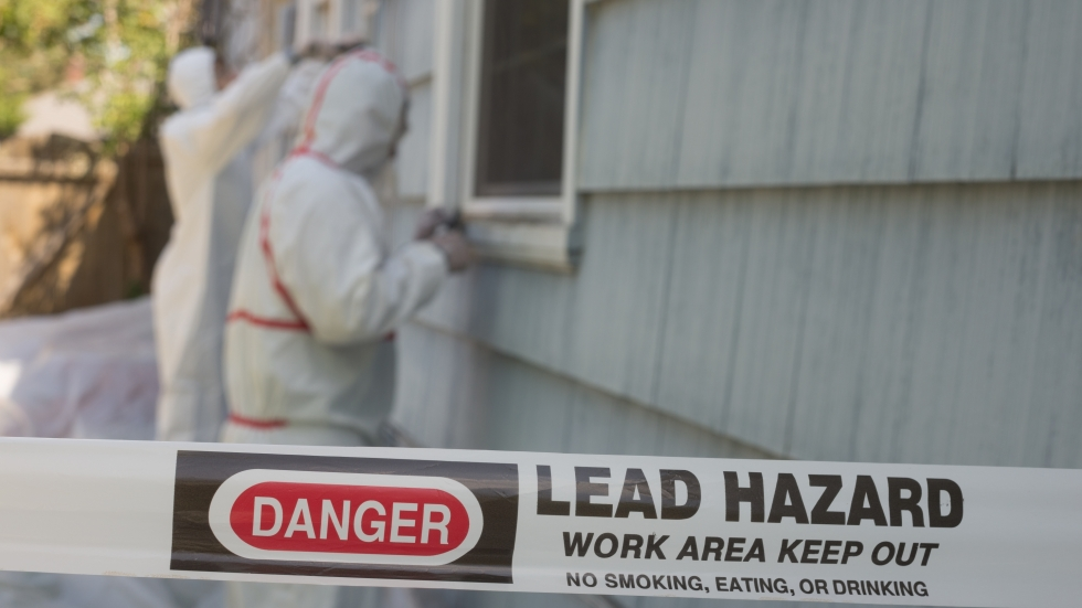 A new CWRU study followed the impact of lead poisoning on young lives. [Jamie Hooper / shutterstock]