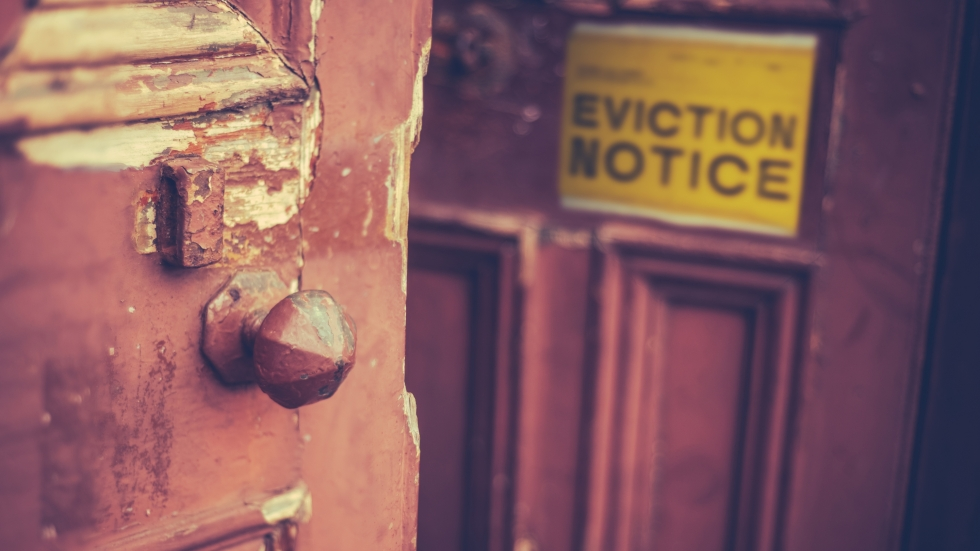 Millions of Americans across the country are at risk for eviction. [Mr Doomits / Shutterstock]