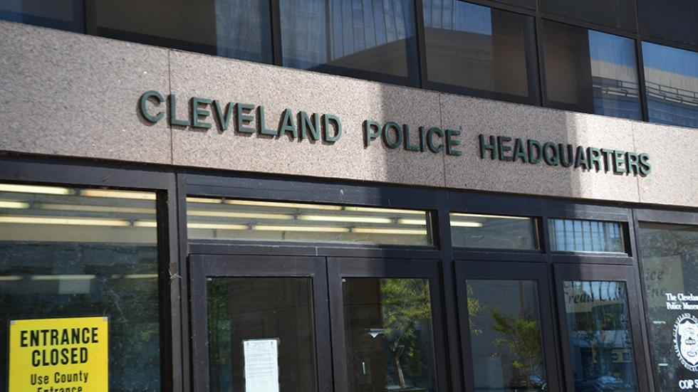 Cleveland Police Headquarters in 2017.