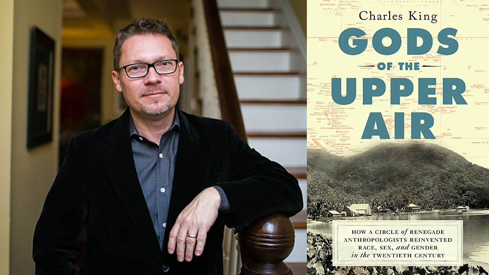 Charles King, author