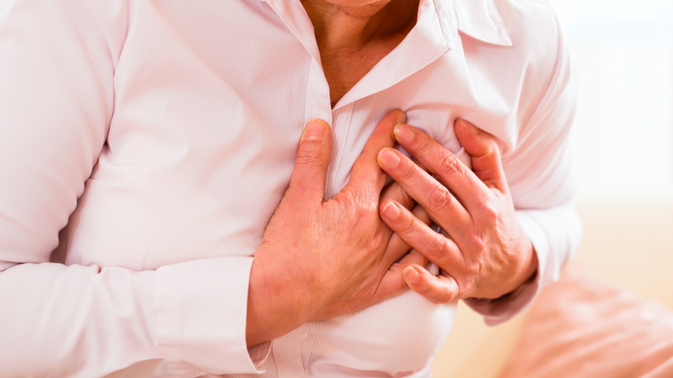 A local study found an increase of patients with stress cardiomyopathy, a heart condition brought on by extreme stress. Researchers say the data suggests the rise was due to pandemic-related stressors. [Kzenon / Shutterstock]