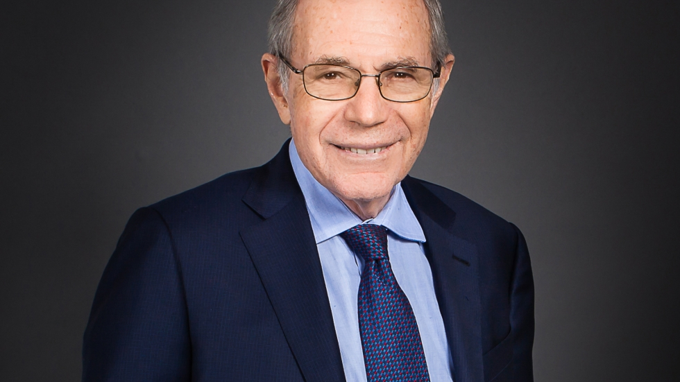Photo of Eric Foner [Erin Sibler Photography]