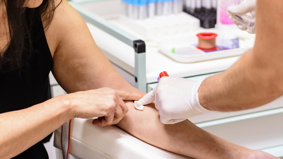 Cleveland Clinic is investigating a blood test that can detect cancer before symptoms arise. [Ronald Rampsch / Shutterstock]