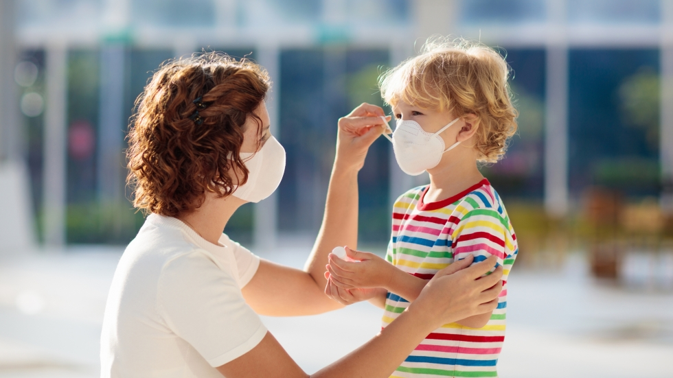 Summit County Public Health has mandated face coverings in public, in anticipation of an increase in COVID-19 cases now that some schools have reopened. [FamVeld / Shutterstock]