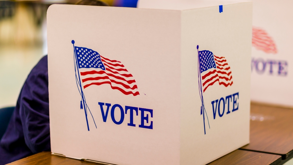 Ohio faces a critical shortage of Election Day poll workers. [Rob Crandall / Shutterstock]