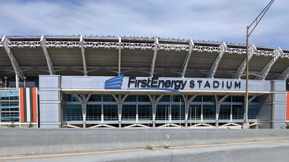 photo of first energy stadium