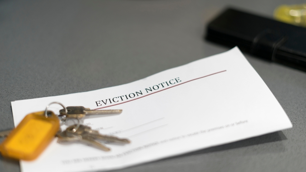 Tenants need to provide a declaration to their landlords explaining that they meet criteria so they won't be evicted. [Tap10 / Shutterstock]