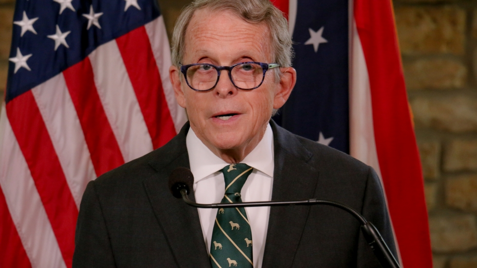 Ohio Gov. Mike DeWine (R)