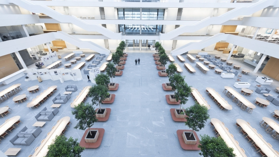 Cleveland Clinic Health Education Center, 9501 Euclid Ave., will be the site of 2020 presidential debate between President Donald Trump and challenger Joe Biden Sept. 29. [Cleveland Clinic]