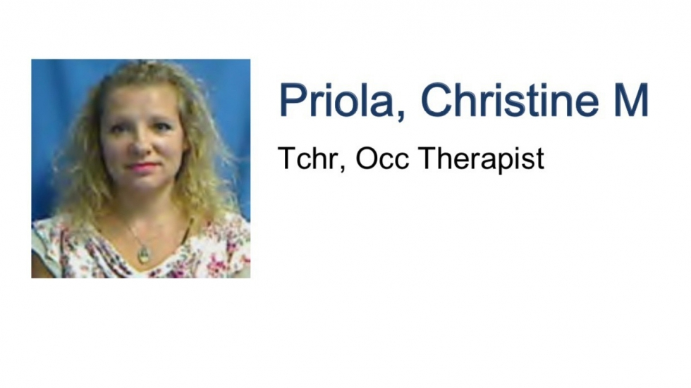 CMSD Personnel Picture of Christine Priola
