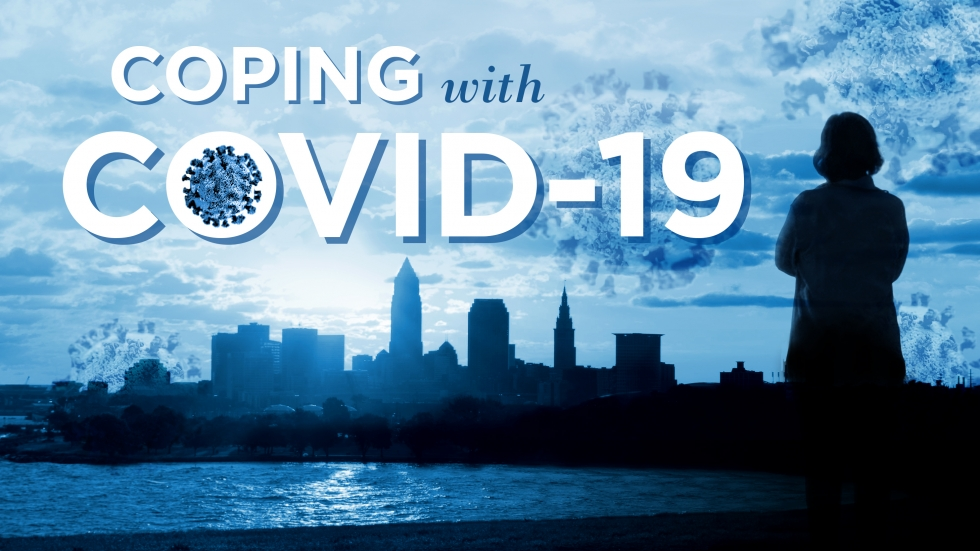 Coping with COVID-19 [Pat Miller / ideastream]